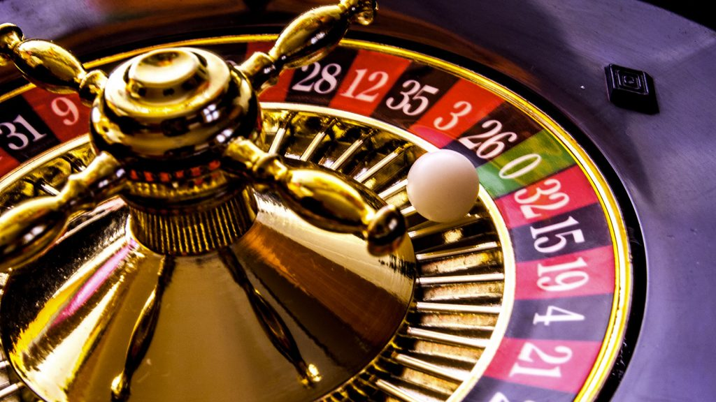 roulette animation css